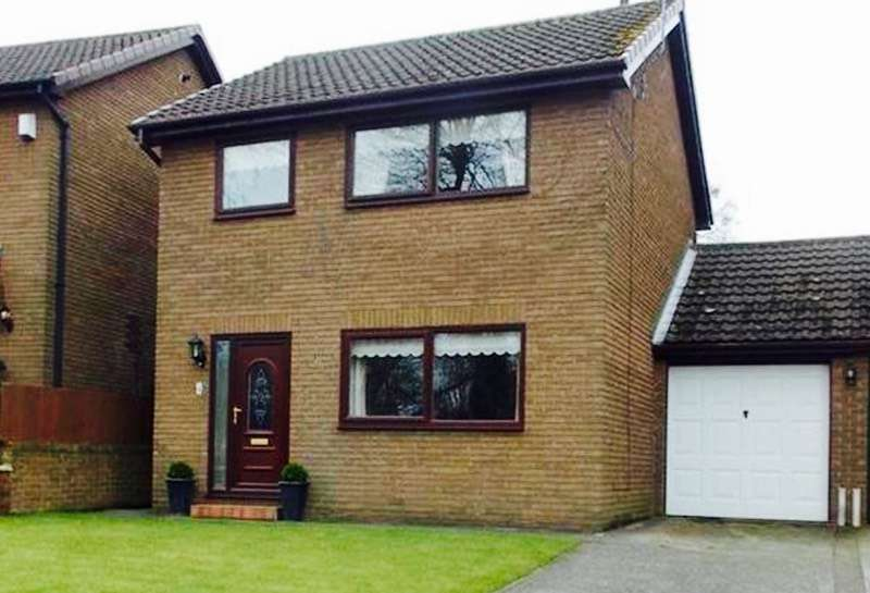 3 Bedrooms Link Detached House for sale in Paddock Wood, Middlesbrough, North Yorkshire, TS8