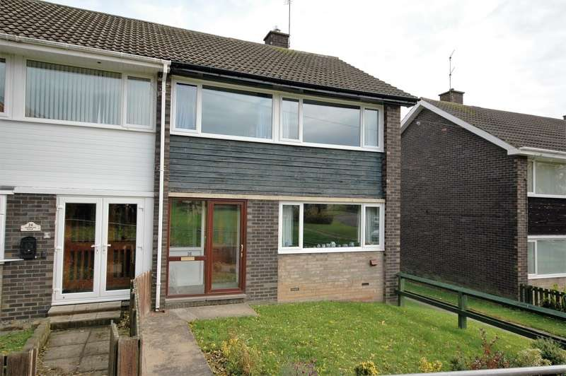 3 Bedrooms Semi Detached House for sale in Farnham Road, Durham, County Durham, DH1