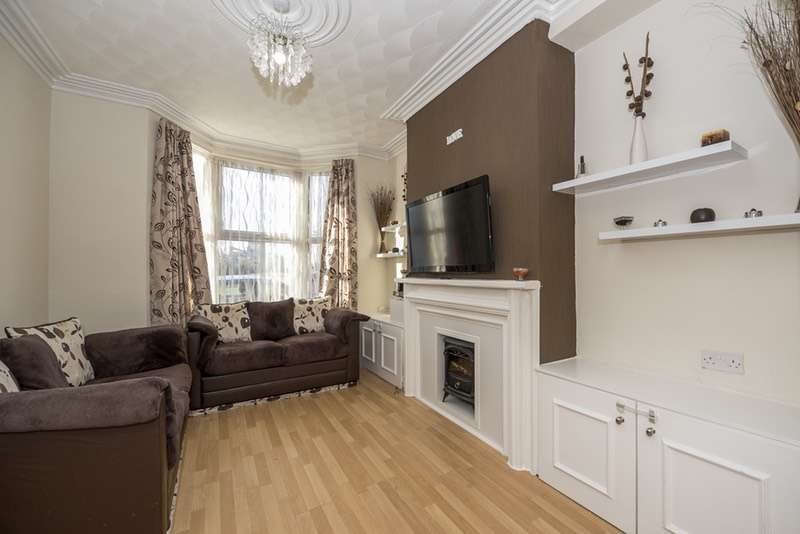 3 Bedrooms Terraced House for sale in Caradoc Road, Liverpool, Merseyside, L21
