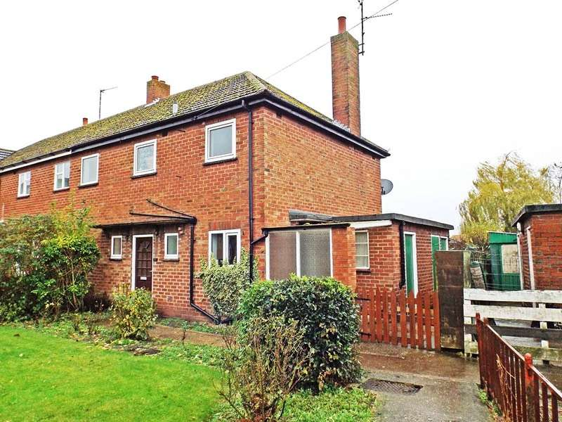 3 Bedrooms Semi Detached House for sale in Flinders Road, Donington, Lincolnshire, PE11