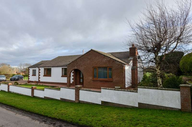 3 Bedrooms Bungalow for sale in Bolton New Houses, Wigton, Cumbria, CA7
