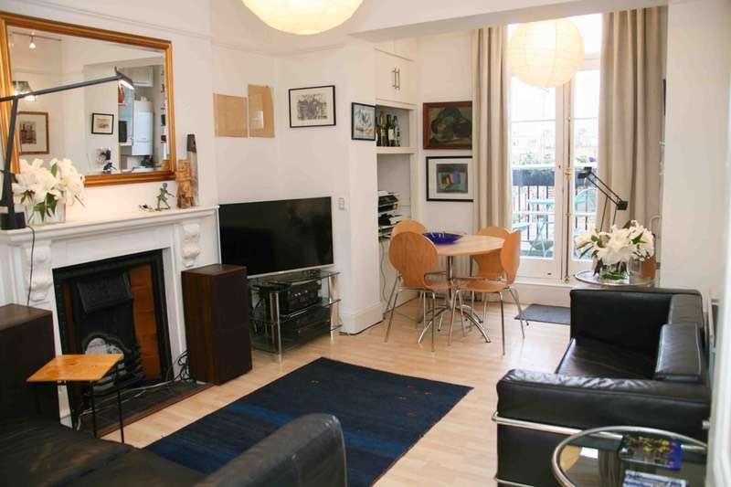 2 Bedrooms Flat for sale in Clifton Villas, London, London, W9