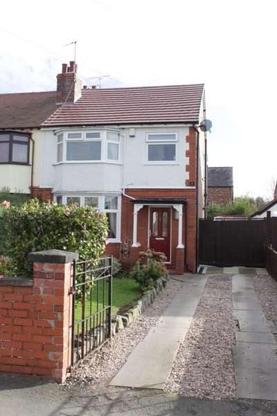 3 Bedrooms Semi Detached House for sale in Green Lane, Chester, Cheshire, CH3