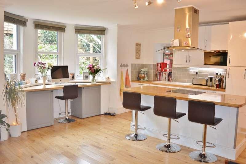 2 Bedrooms Flat for sale in Hampton Park, Bristol, Somerset, BS6