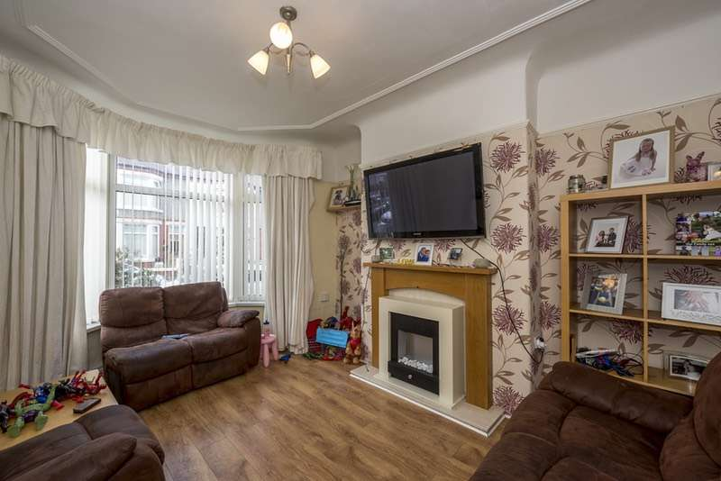 3 Bedrooms Terraced House for sale in 42 Shamrock road, Claughton, Wirral, Cheshire, CH41