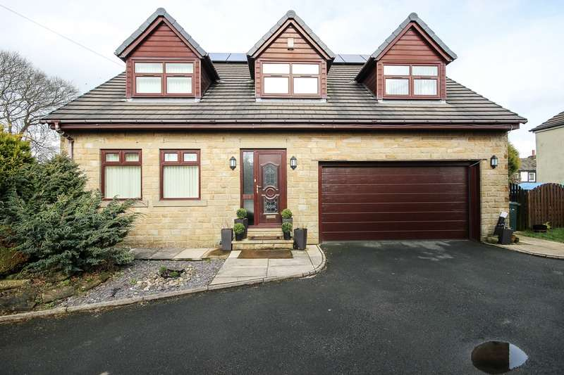4 Bedrooms Detached House for sale in Highgate road, Bradford, West Yorkshire, BD13