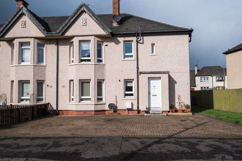 3 Bedrooms Maisonette Flat for sale in Ashby Crescent, Glasgow, Lanarkshire, G13