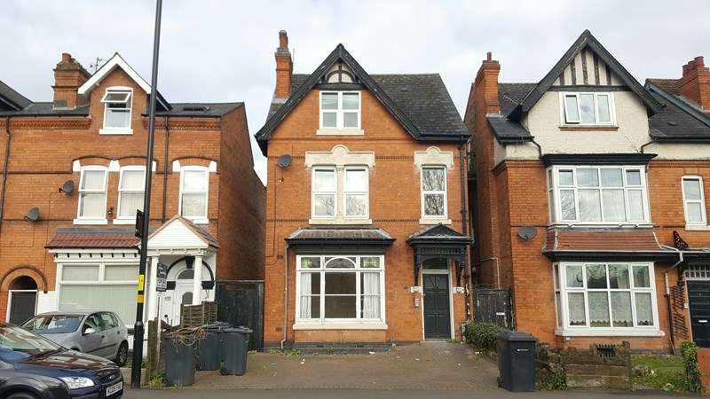 1 Bedroom Ground Flat for sale in Showell Green Lane, Sparkhill