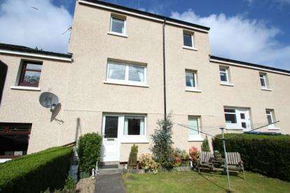 5 Bedrooms Town House for sale in Roxburgh Avenue, Greenock