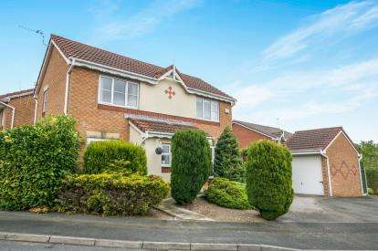 3 Bedrooms Detached House for sale in Newsham Road, Stockport, Greater Manchester, Cheshire