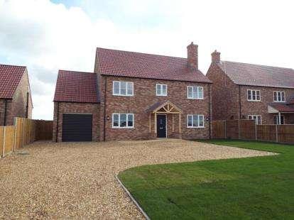 4 Bedrooms Detached House for sale in Walpole Highway, Wisbech, Norfolk