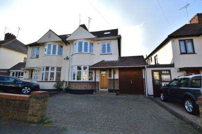 4 Bedrooms Semi Detached House for sale in Southend-On-Sea, Essex