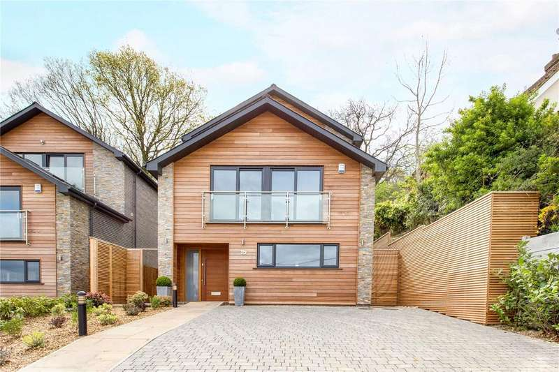 4 Bedrooms Detached House for sale in Plot 2 (13), Hillview Road, Rayleigh, Essex, SS6