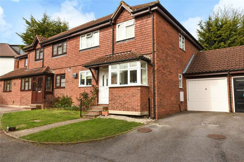 4 Bedrooms Semi Detached House for sale in Copperfield Way, Pinner, Middlesex, HA5