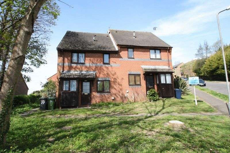 1 Bedroom Terraced House for sale in Downley Heights