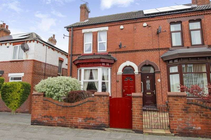 3 Bedrooms Terraced House for sale in Rockingham Road, Doncaster
