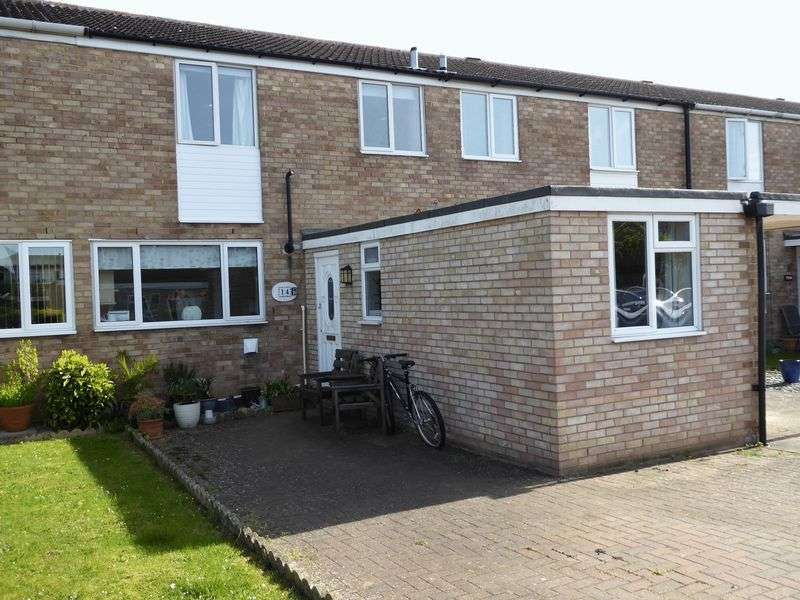 4 Bedrooms Terraced House for sale in Anson Way, Bicester