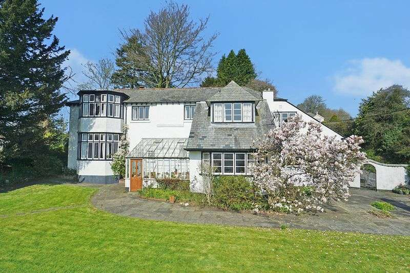 5 Bedrooms Detached House for sale in St Stephens Hill, Launceston