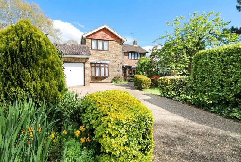 6 Bedrooms Detached House for sale in Hollybank Lane, Emsworth