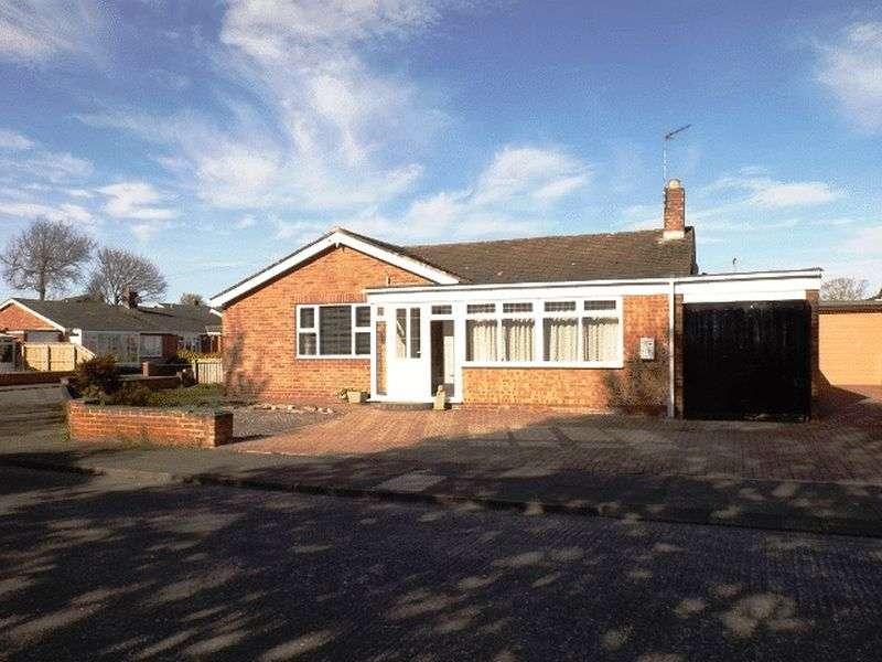 2 Bedrooms Semi Detached Bungalow for sale in Moorfields, Morpeth - Two Bedroom Bungalow