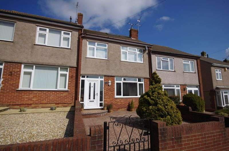 4 Bedrooms Terraced House for sale in Filwood Drive, Kingswood