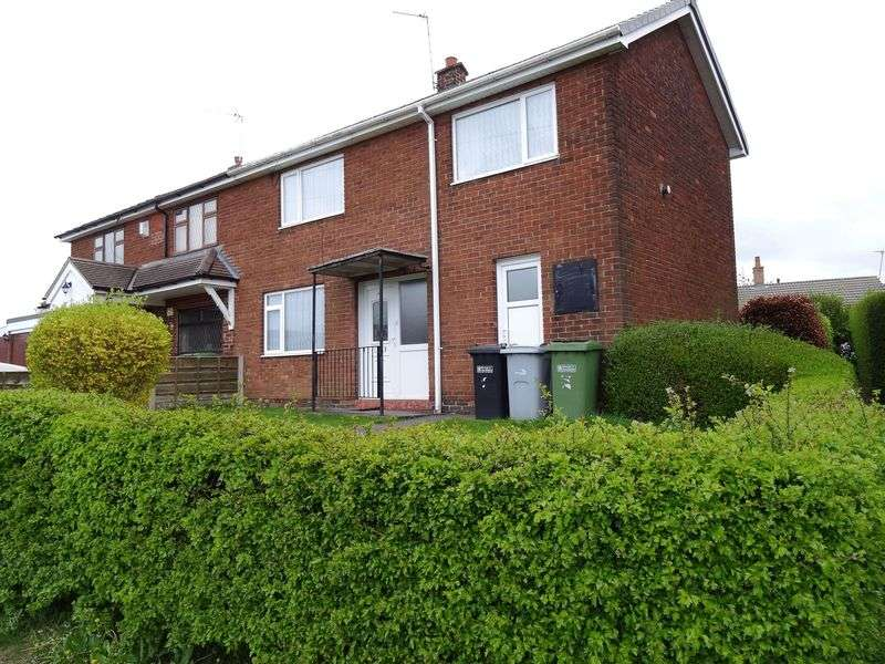3 Bedrooms Semi Detached House for sale in Somerton Road, Macclesfield