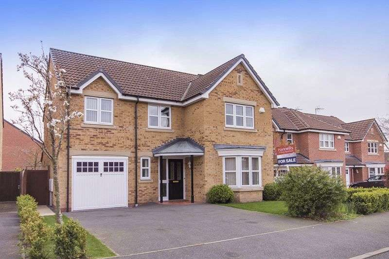 4 Bedrooms Detached House for sale in NETTLETON CLOSE, LITTLEOVER