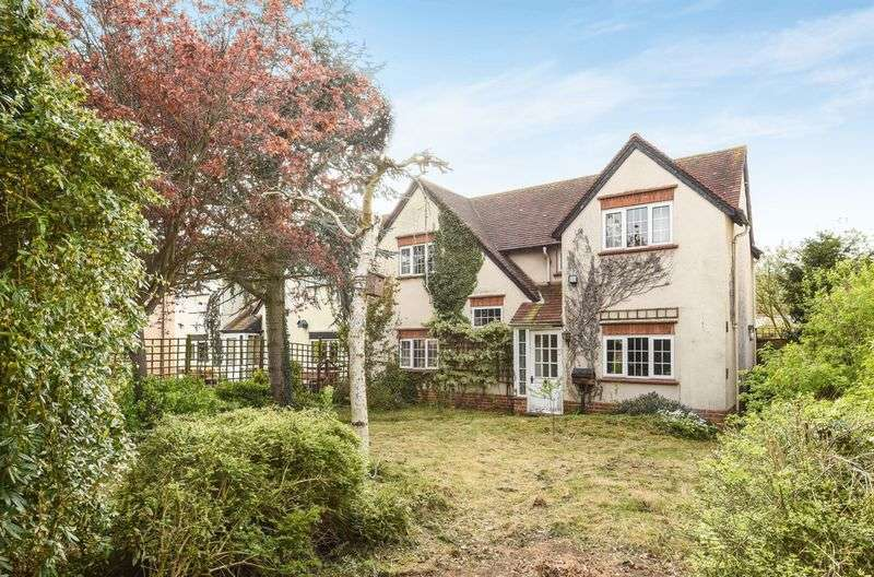 3 Bedrooms Semi Detached House for sale in Northcourt Walk, Abingdon