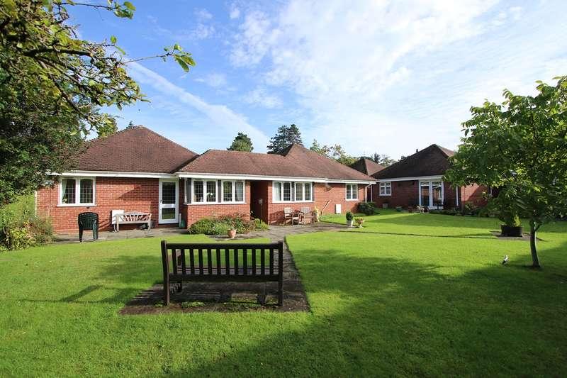 2 Bedrooms Detached Bungalow for sale in Walnut Close, Pedmore, Stourbridge, DY9