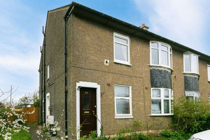 2 Bedrooms Flat for sale in 303 Pilton Avenue, Crewe, Edinburgh, EH5 2LB