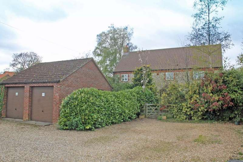 4 Bedrooms Detached House for sale in Wells Road, Hindringham NR21