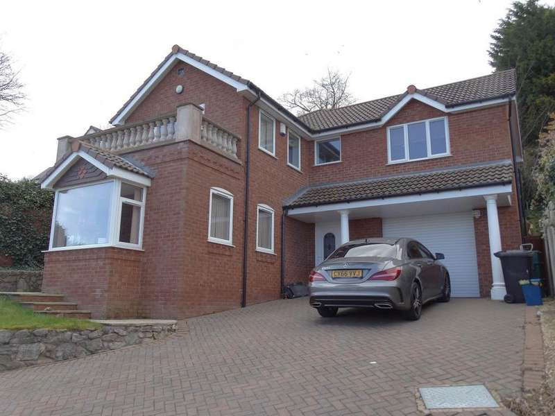 4 Bedrooms Detached House for sale in 28 Lon Pendyffryn, Llanddulas, LL22 8JQ