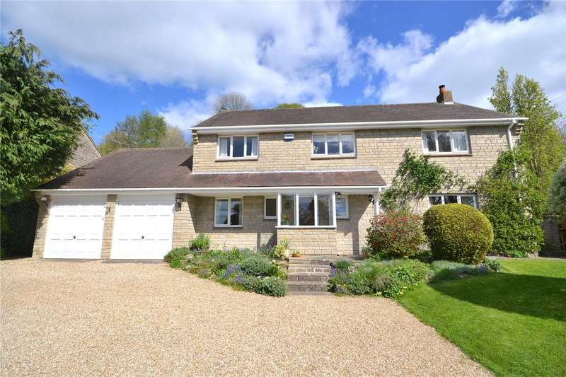 4 Bedrooms Detached House for sale in Breach Lane, Shaftesbury, SP7
