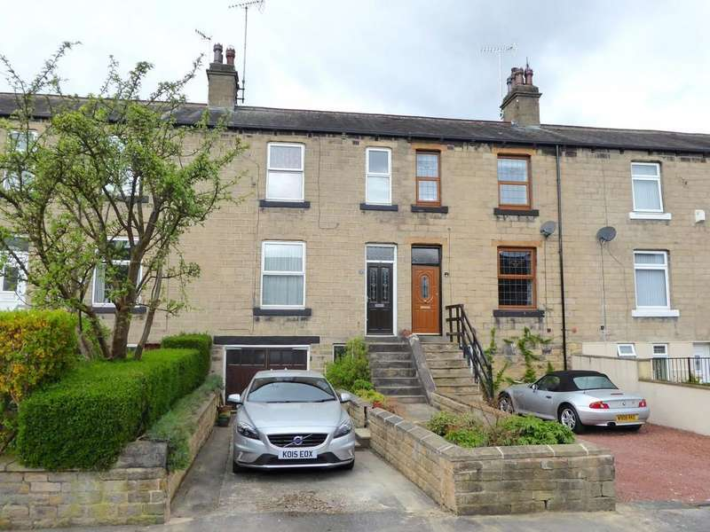 3 Bedrooms Terraced House for sale in Oaklands Avenue, Rodley