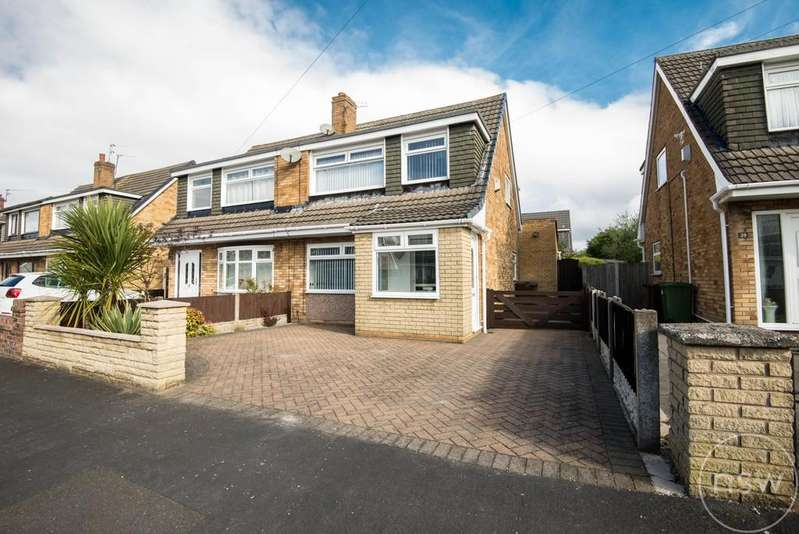3 Bedrooms Semi Detached House for sale in Trent Avenue, Maghull