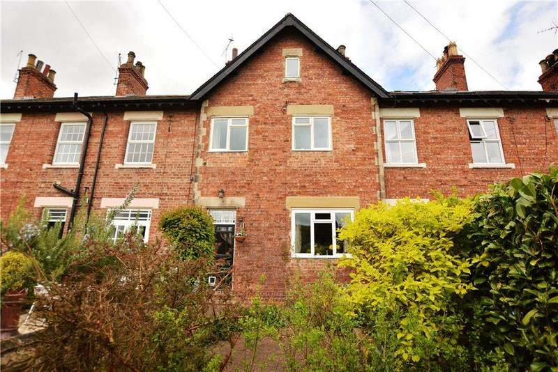 3 Bedrooms Terraced House for sale in St. Edwards Terrace, Clifford, Wetherby, West Yorkshire