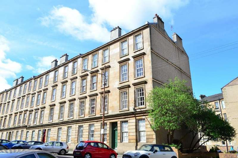 1 Bedroom Flat for sale in Willowbank Street, Flat 2/1, Woodlands, Glasgow, G3 6LY
