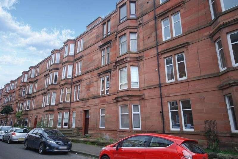 2 Bedrooms Flat for sale in 2/1, 62, Dundrennan Road, Battlefield, Glasgow, G42 9SG