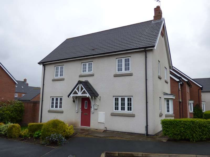3 Bedrooms Detached House for sale in Liberty Close, Warrington, Cheshire, WA5