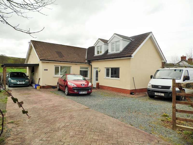 3 Bedrooms Detached House for sale in penryhncoch, aberystwyth, Ceredigion, SY23