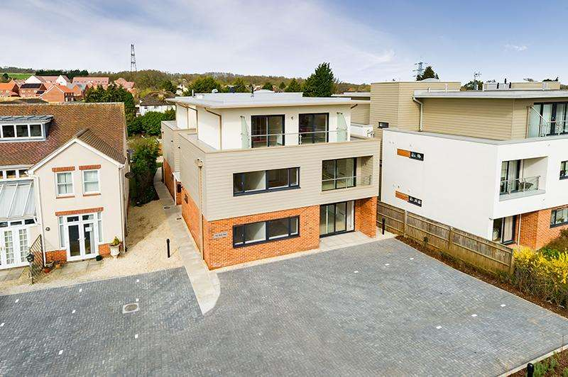 2 Bedrooms Apartment Flat for sale in West Way, Oxford, Oxfordshire