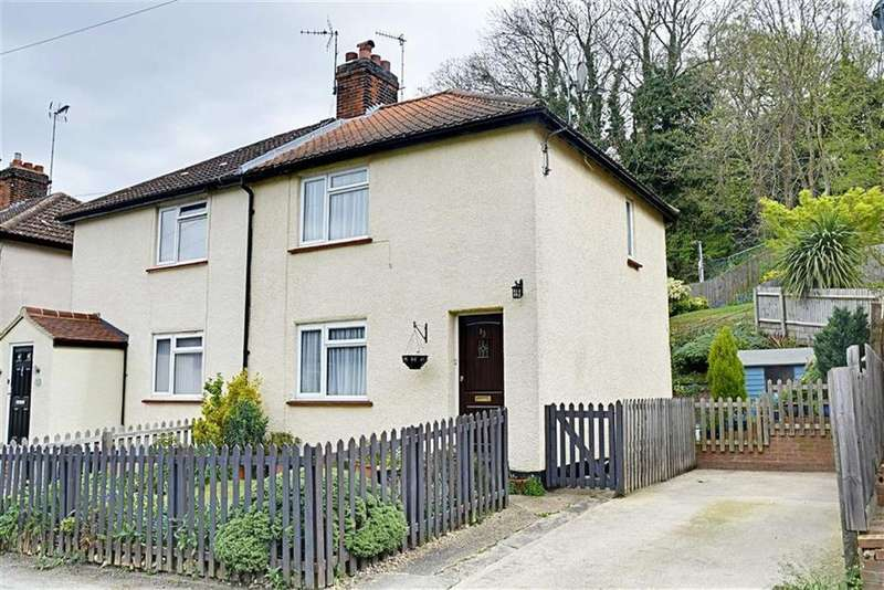 2 Bedrooms Semi Detached House for sale in Admiral Street, Hertford, Herts, SG13