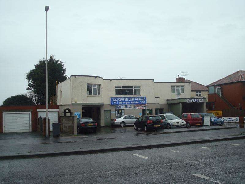Retail Property (high Street) Commercial for sale in Squires Gate Lane, Blackpool, FY4 3RF