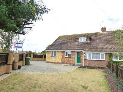 4 Bedrooms Semi Detached House for sale in Hill Head, Fareham, Hampshire
