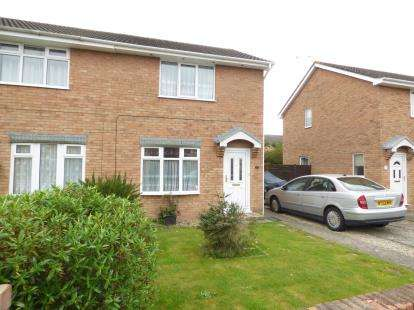 2 Bedrooms Semi Detached House for sale in Weston Super Mare, Somerset