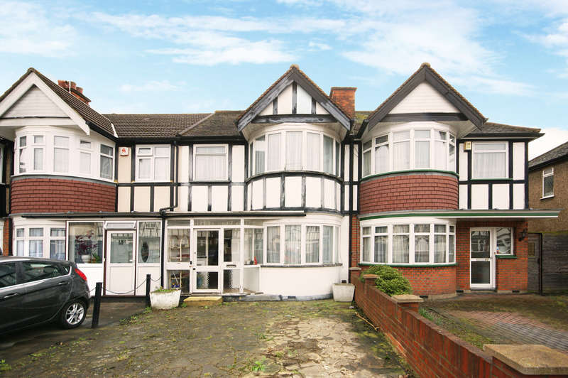 4 Bedrooms Terraced House for sale in Minehead Road, Harrow