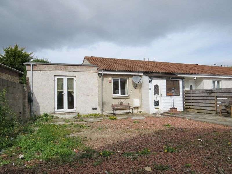 2 Bedrooms Bungalow for sale in 16 Carlaverock View, Tranent