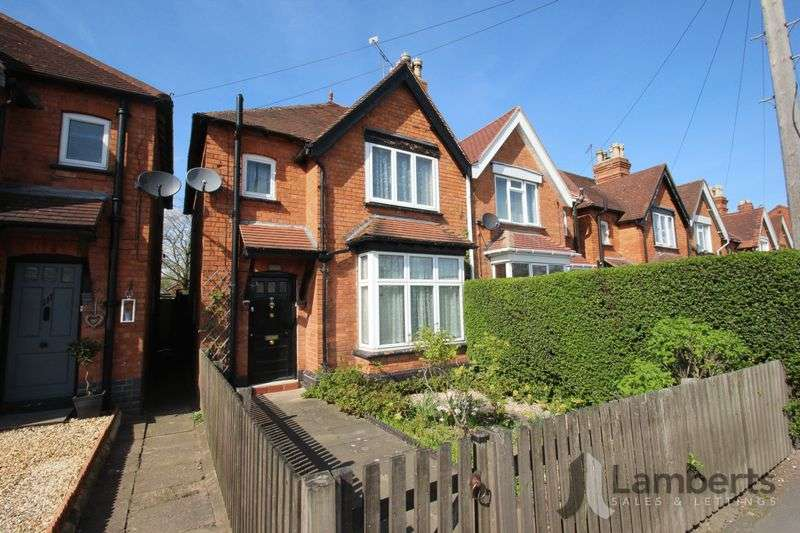 3 Bedrooms Semi Detached House for sale in High Street, Studley