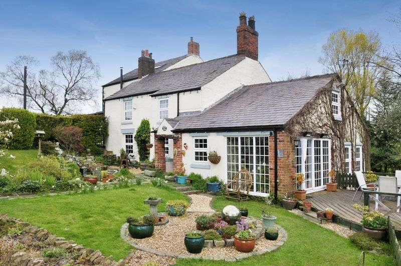 3 Bedrooms Detached House for sale in Ducksbry Cottage, Grundys Lane, Duxbury, Chorley