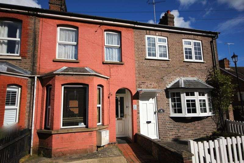 3 Bedrooms Terraced House for sale in High Street, Markyate